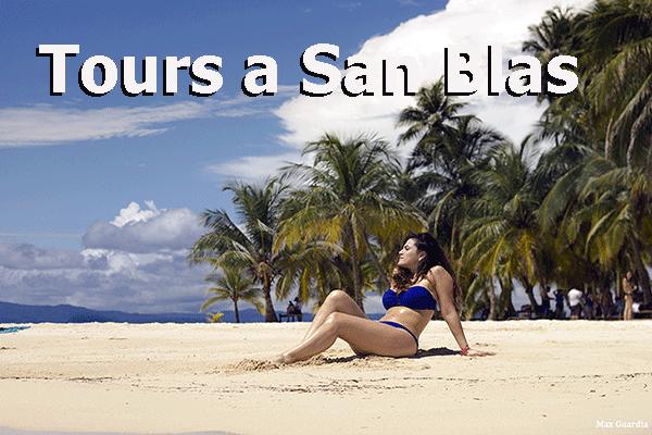 Tours a San Blas desde la ciudad de Panama